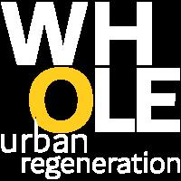 Whole – urban regeneration Logo